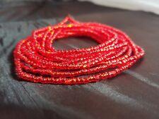 bead Red waist
