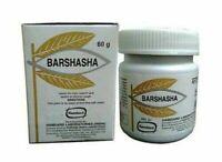 Hamdard Barshasha 60 gm Each Ayuvedic Pure Herbal & Natural - Free Ship