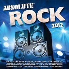 "Various Artists - ""Absolute Rock 2012"" - 2012- CD Album"