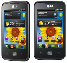 Original Unlocked LG Optimus HUB E510 5MP Camera 3G Wi-Fi Bluetooth GPS Radio