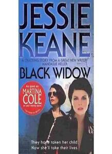 Black Widow By Jessie Keane. 9780007930531