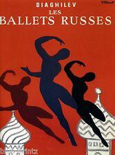 RUSSIAN BALLET Villemot  A1 SIZE PRINT -poster  FOR YOUR FRAME