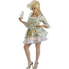 Lady of Versailles Plus Size Adult Women Sexy Marie Antoinette Halloween Costume