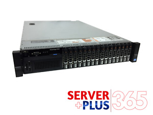 Dell PowerEdge R720 16Bay Server, 2x 2.6GHz 8Core E5-2650V2, 128GB 16x Tray H710