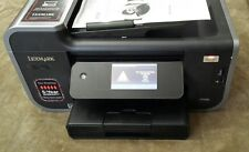 Lexmark Prestige Pro805 Small Office Wireless Multifunction Inkjet Printer WiFi