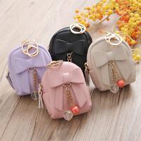 Fashion Women PU Leather Small Purse Card Holder Zip Coin Wallet Clutch Handbag