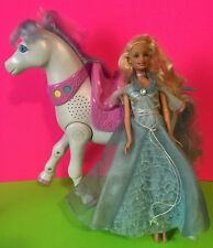 Barbie Magic Of Pegasus Interactive Horse And Barbie Doll Collectible Gift