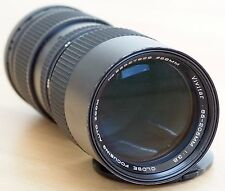 Vivitar 85-205mm 3.8 Close Focusing zoom lens Minolta mount, Kiron 85-205 f3.8