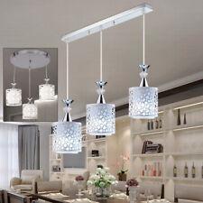 Iron petal lampshade Ceiling Light Dinner Room Pendant Lamp Kitchen bar 3 Lights