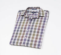 GANT checked Mens Casual Shirt, long sleeved Size XL