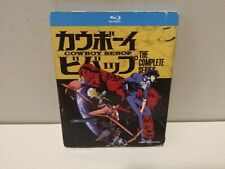 Cowboy Bebop Remix: The Complete Series Blu-ray 4-Disc Set classic anime NEW!