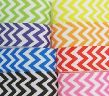 Ribbon grosgrain, chevron by the meter, Christmas decoration gift party supplies