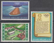 Ελλάδα / Griechenland 989-991** Olympia 1968 in Mexiko