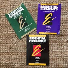 Lot Of Three Band Music Books, One Price