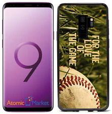 For The Love Of The Game Baseball For Samsung Galaxy S9 2018 Case Cover