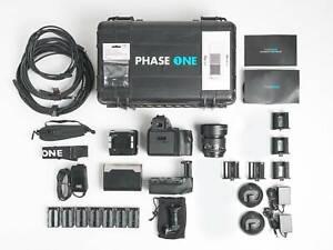 Phase One - Professional Mamiya DF plus and P45 plus Medium Format Camera Kit
