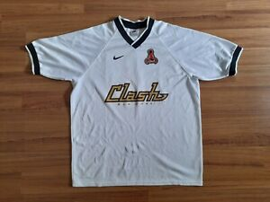 San Jose Clash 1997-98 MLS Nike Soccer Jersey training