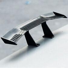 Universal Auto Car Mini Spoiler Tail Decoration Spoiler Wing Carbon Fiber WX