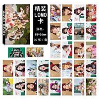 30pcs/set KPOP TWICE Album LIKEY Poster Photo Card Lomo Card