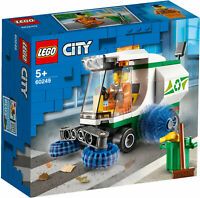 LEGO® City 60249 Straßenkehrmaschine, NEU & OVP