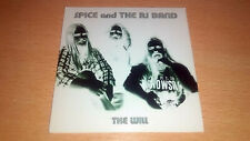 Spice And The RJ Band - The Will. Rare Promo CD Spiritual Beggars Mushroom River
