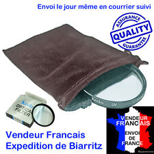 Filtre UV 52 mm KENKO  LA QUALITE JAPON SOUS POCHETTE VELOURS IDEAL CADEAU