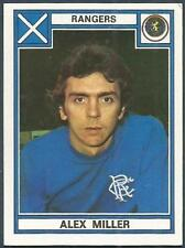 PANINI FOOTBALL 78 #435-RANGERS-ALEX MILLER