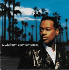 Luther Vandross ‎– Luther Vandross 2001 Cd J Records Funk / Soul Pop