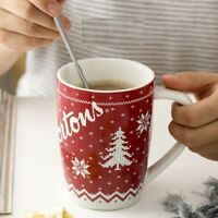 CHRISTMAS CERAMIC MUG COFFEE CUP