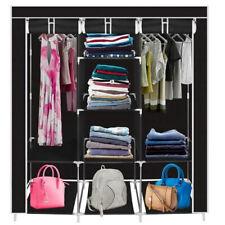 Kleiderschrank Flex Schrank Stoffschrank Faltschrank Garderobenschrank Garderobe
