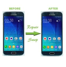 Samsung Galaxy S7 Cracked Front Glass,Cracked Back Cover Repair Mail In Service