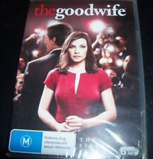 The Good Wife The Complete First Season One 1 (Australia Region 4) DVD - NEW