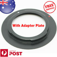 M42 lens to AI FOR Nikon AI mount adapter with plate D7000 D5100 D3100 Z565F