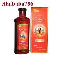 Himani Navratna Oil With 9 Natural Ayurveda Herbal Amla Bhringraj Navratna 200ml