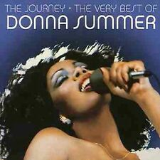 The Journey: The Very Best of Donna Summer by Donna Summer (CD, Jul-2004, Universal Distribution)
