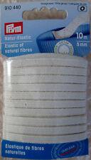 Natur-Elastic, Gummiband, Elastikband, Prym 910440, Länge 10m, Breite 5mm
