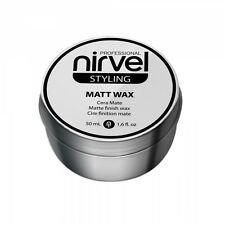 Matte Wax - Hair Styling Wax with Matte Finish - Give definistion to any style