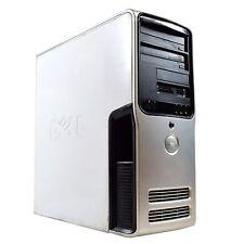 Dell Dimension E521 Dual Core 2.2GHz 4GB Ram 250GB HDD Desktop Tower PC # Z29