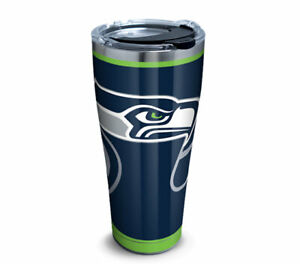 Tervis - 30oz Stainless Steel tumbler - NFL - Seattle Seahawks (RUSH)