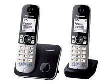 Panasonic Kx-tg6812gb Duo schwarz