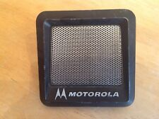 Vintage Motorola Radio External Speaker