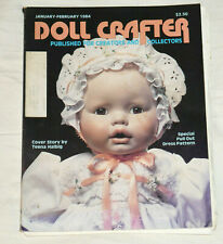 Vintage Doll Crafter Magazine January-February 1984 Creators & Collectors