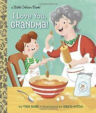 I Love You, Grandma (Little Golden Book), New, Free Shipping