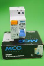 MCG 6 A 30 mA DP 2 Module 4.5kA Type C C6 RCBO DP630TM45C (G33)
