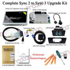 Genuine SYNC 2 to SYNC 3 Upgrade Kit for Ford Lincoln APIM Module w/ Carplay NAV