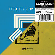 Klaus Layer - Restless Adventures / for the People Like Us [New CD]