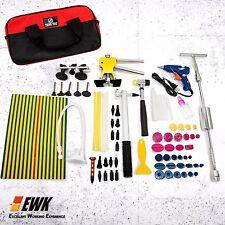 Body Dent Hail Repair PDR Tooling Dent Lifter Glue Puller Car Tools w/Bag