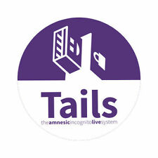 TAILS 4.4 - 64 Bit DVD + 32GB USB 3.0 Flash Drive Secure Linux + Persistence