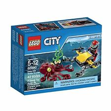 LEGO® City Deep Sea Scuba Scooter Building Play Set 60090 NEW NIB