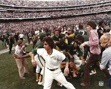 1973 WORLD SERIES CHAMPS VINTAGE PHOTO A's beat Mets @Oakland Coliseum ATHLETICS